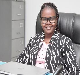 Ms. Vania O. E. Thomas, ACCA, B.Sc., MPSM