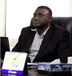 Dr. Baboucarr Njie, B.A, M.A, Ph.D.